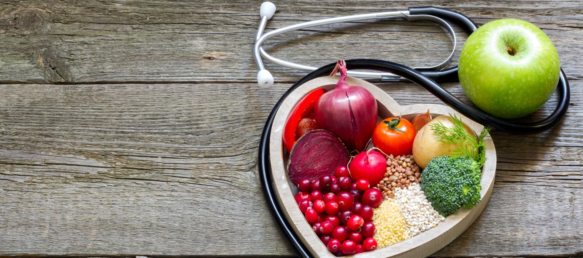health food app